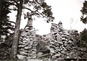 Bronsealderborg Mågerøåsen