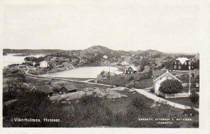 Vikerholmen, Nesbakken